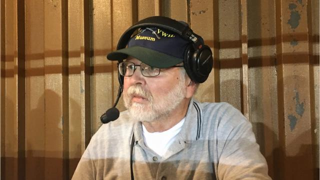 Brocky Nicely is the Voice of the Leemen, serving as the public address announcer for Lee High baseball, basketball, and soccer. And on Friday nights during the fall, Nicely can be heard during every Lee home football game at Winston Wine Stadium.