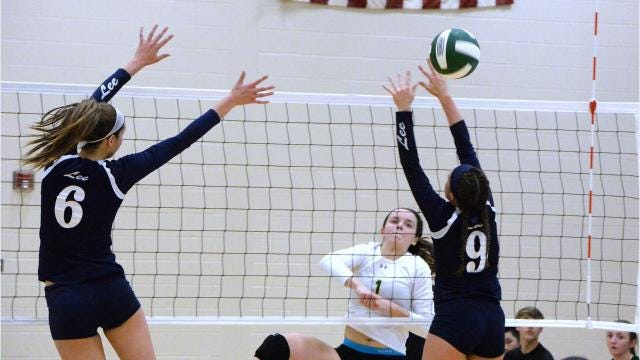 Wilson Memorial beat Lee High in four sets Tuesday, earning a spot in both the Region 2B championship and the state tournament.
