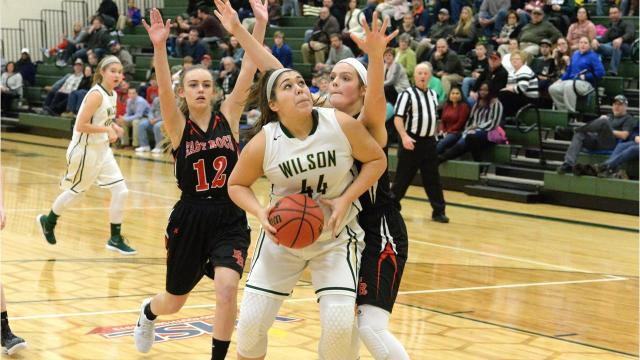 With a busy week of basketball, Wilson will finish on Saturday night by facing the No. 1 recruit in the class of 2019, William Monroe's Sam Brunelle. Are the Hornets concerned?