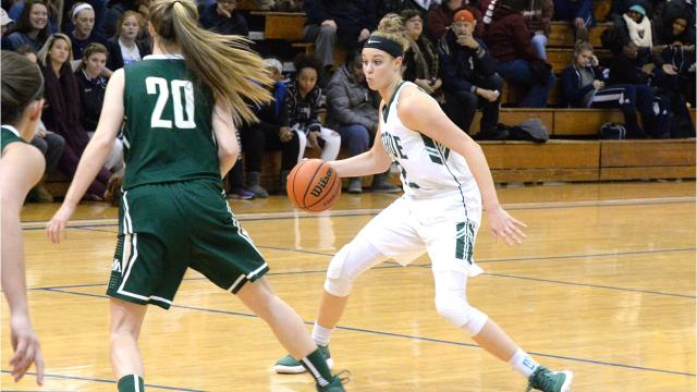 Samantha Brunelle, a William Monroe junior, is the No. 1 recruit in the Class of 2019. She has more than 30 Division 1 offers, including UConn, South Carolina and Notre Dame. What is the process like to narrow the list of offers?