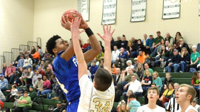 Lee High and Wilson Memorial entered Friday's game tied at 8-1 in the Shenandoah District, but after Lee's 82-44 thrashing of the Hornets, there's little doubt who is the top team.