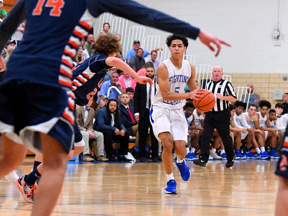 Regional basketball playoffs now entering championship rounds! Our video report breaks down both Region 1B and 2B semi-final action, what area teams remain and how things stand thus far. Winners of the semifinal games advance to state.