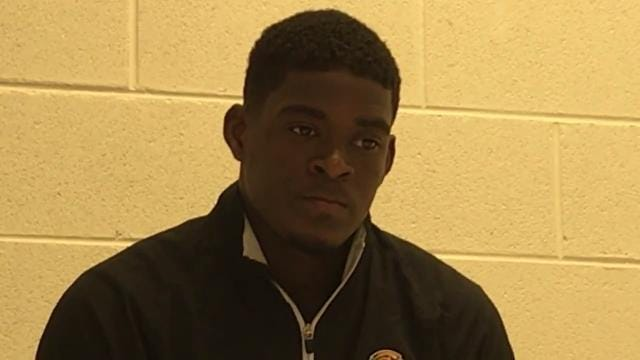 Video | Keon Howard discusses Southern Miss' loss at Tennessee