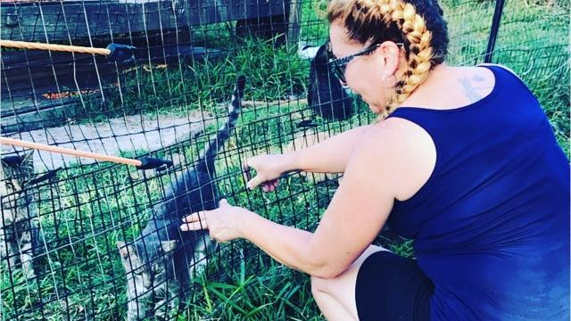 Four women from St. George couldn't just stand by after Hurricane Harvey devastated Texas. They knew they had to get there to help the animals.
