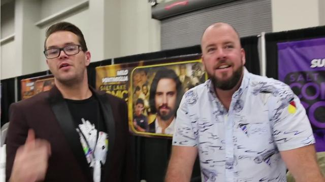 """Actor Chris Sullivan, known for his role as Taserface in """"Guardians of the Galaxy Vol. 2,"""" chats with Matthew Jacobson about performing live and what's in store for him next."""
