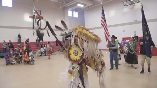 Southern Utah University and the Paiute tribe in Cedar City partnered for a social powwow, a cultural dance competition.