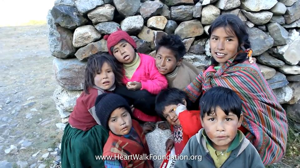 Heart Walk Foundation helps villagers with medical care
