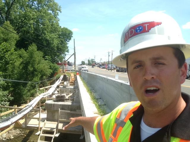 Bridge project on Smyrna's Lowry Street