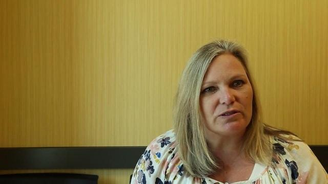 Pam Bush discusses experience as Pediatric Nurse Practitioner