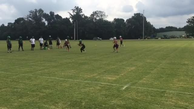 Sights and sounds from the 7-on-7 camp hosted by UT Martin on Saturday.