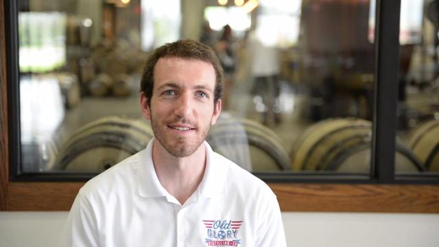 Matt Cunningham talks about future of Old Glory Distilling Company