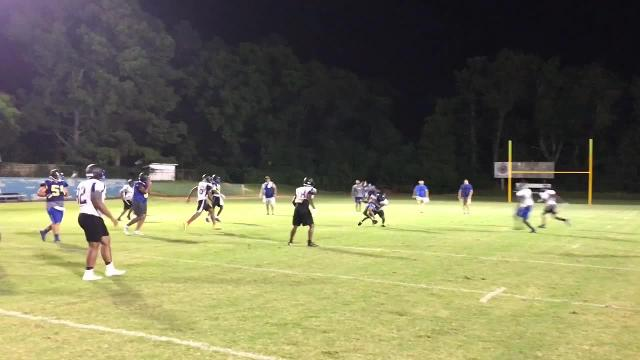 WATCH: North Side football practices in pads