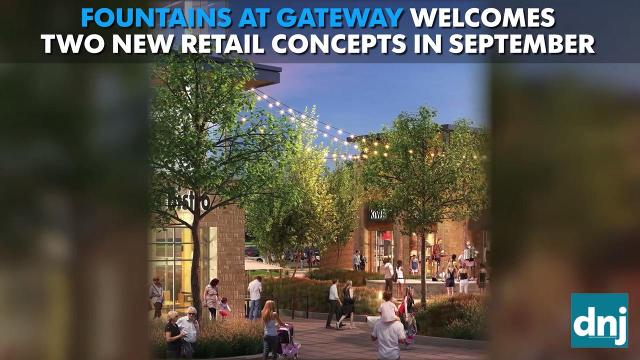 Fountains at Gateway welcomes 'homegrown' retail concepts