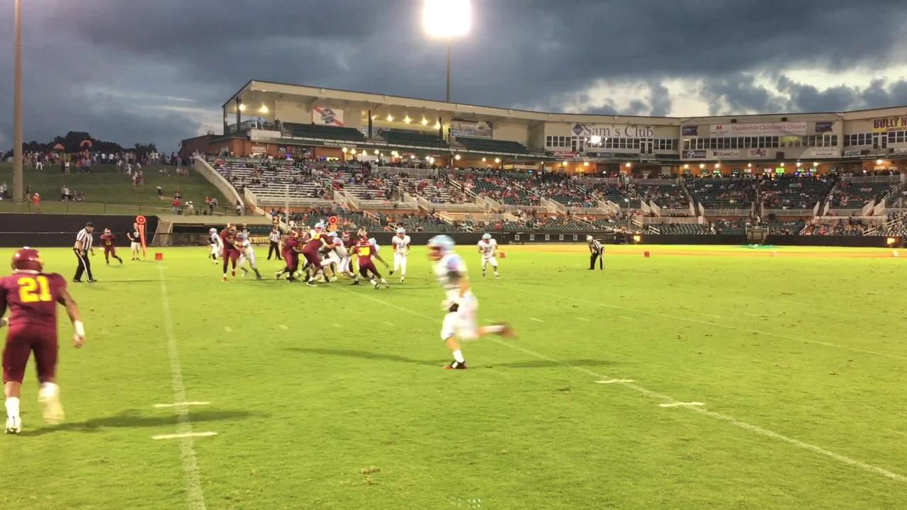 Highlights from all five matchups of the SportsPlus Jamboree at the Ballpark in Jackson.