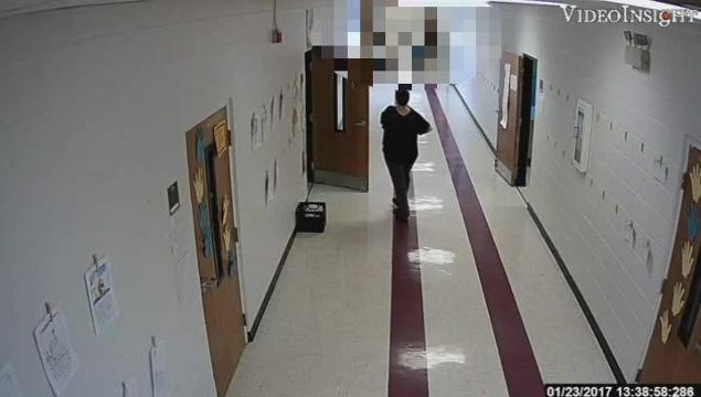 Kindergarten teacher leaves autistic child alone in hallway twice