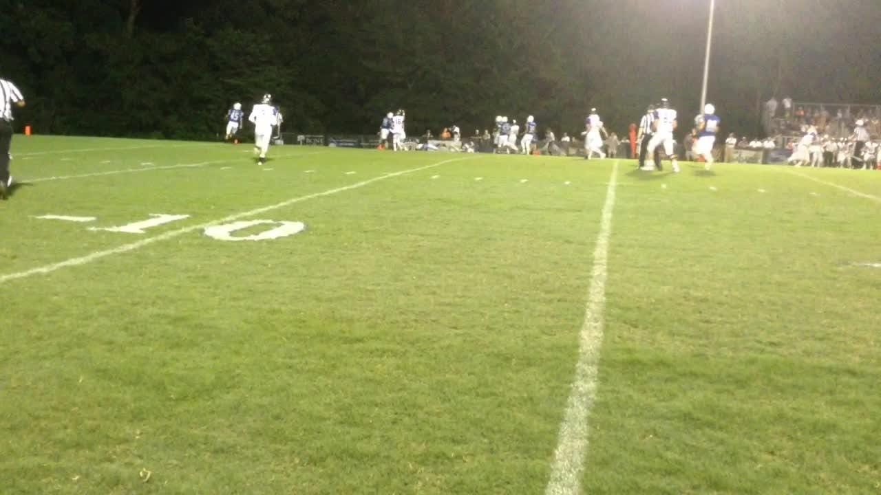 TCA beat Jackson Christian 41-0 during Week 1's football action.