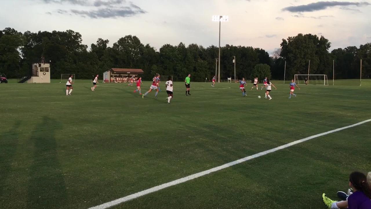 Madison soccer beat USJ 2-0 at USJ on Aug. 22.