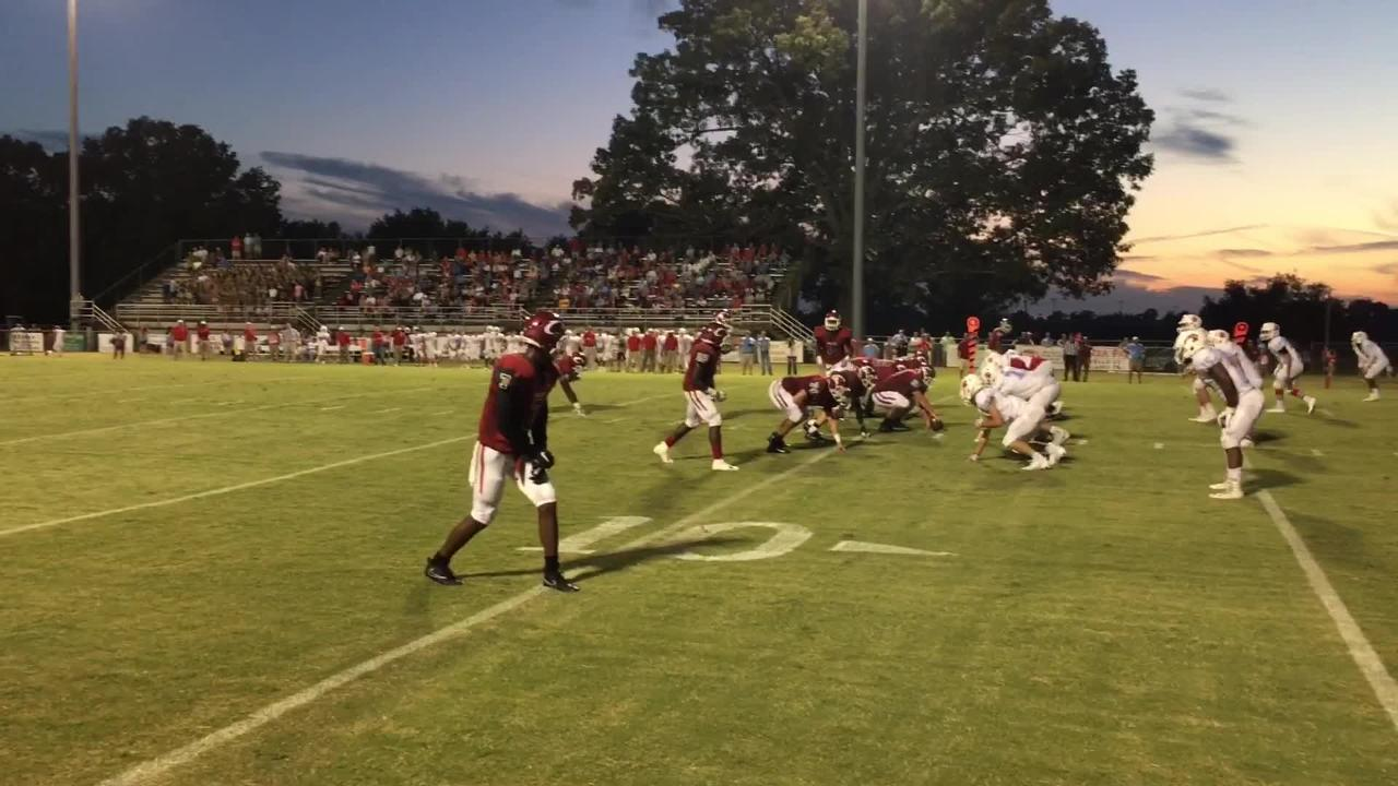 WATCH: Crockett County improves to 2-0 with win over USJ