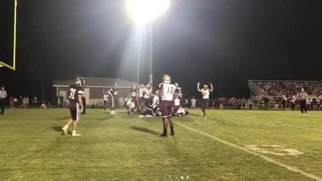 Riverdale at Franklin football highlights