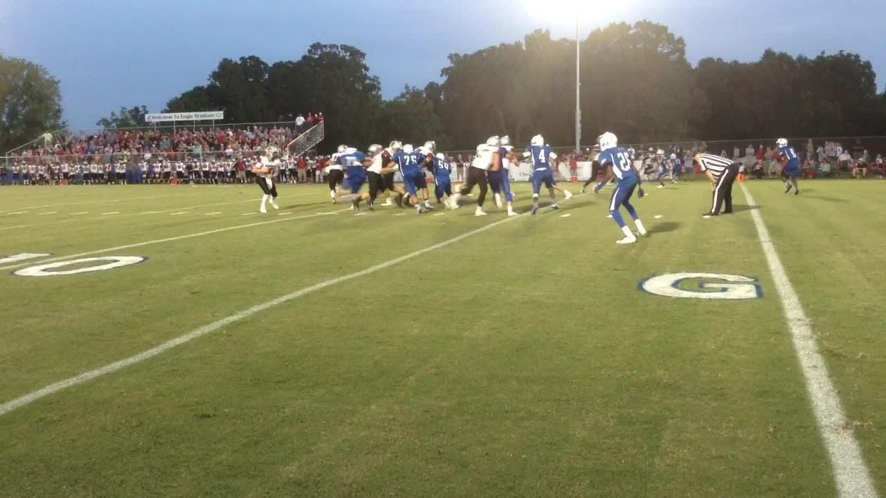 WATCH: Adamsville picks up win over Chester County