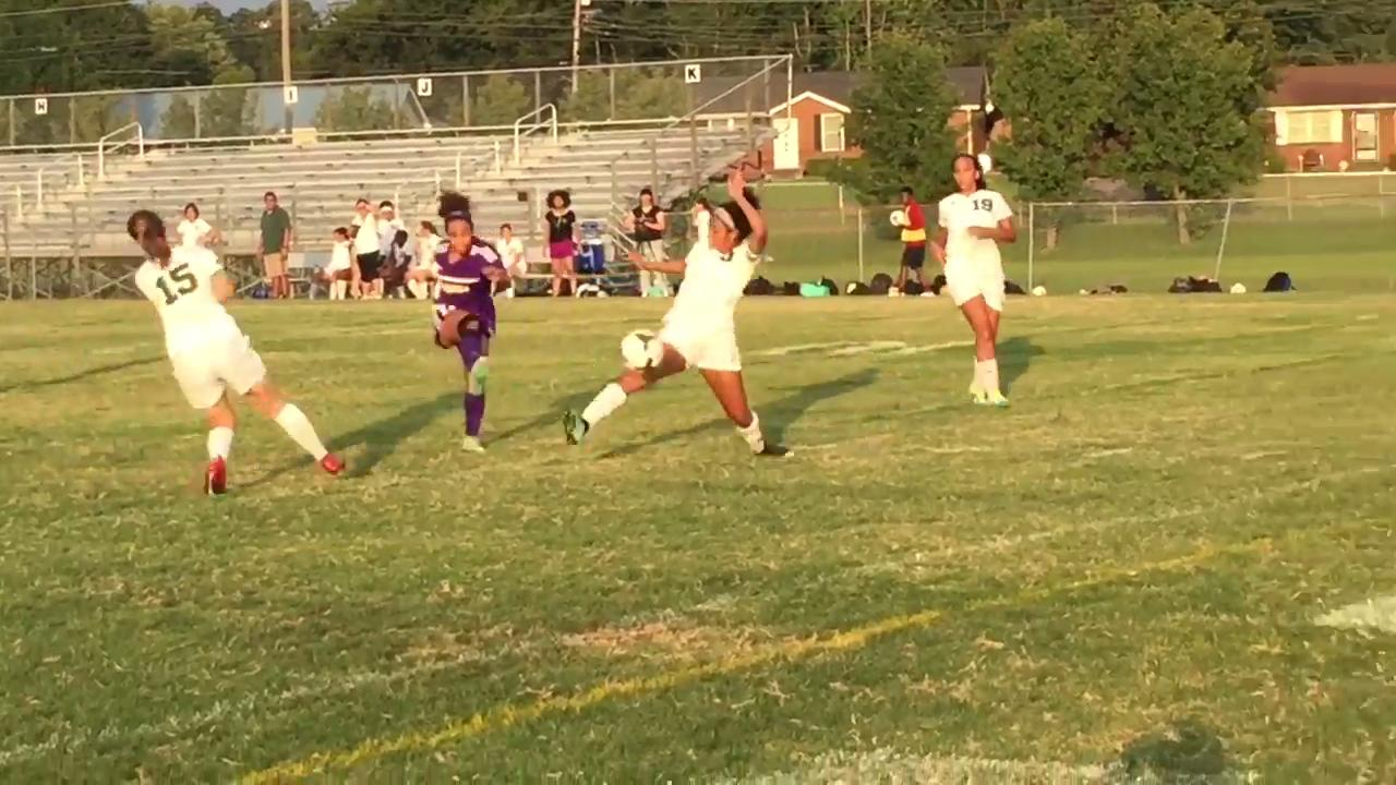 Clarksville High soccer dominates with 9-0 victory