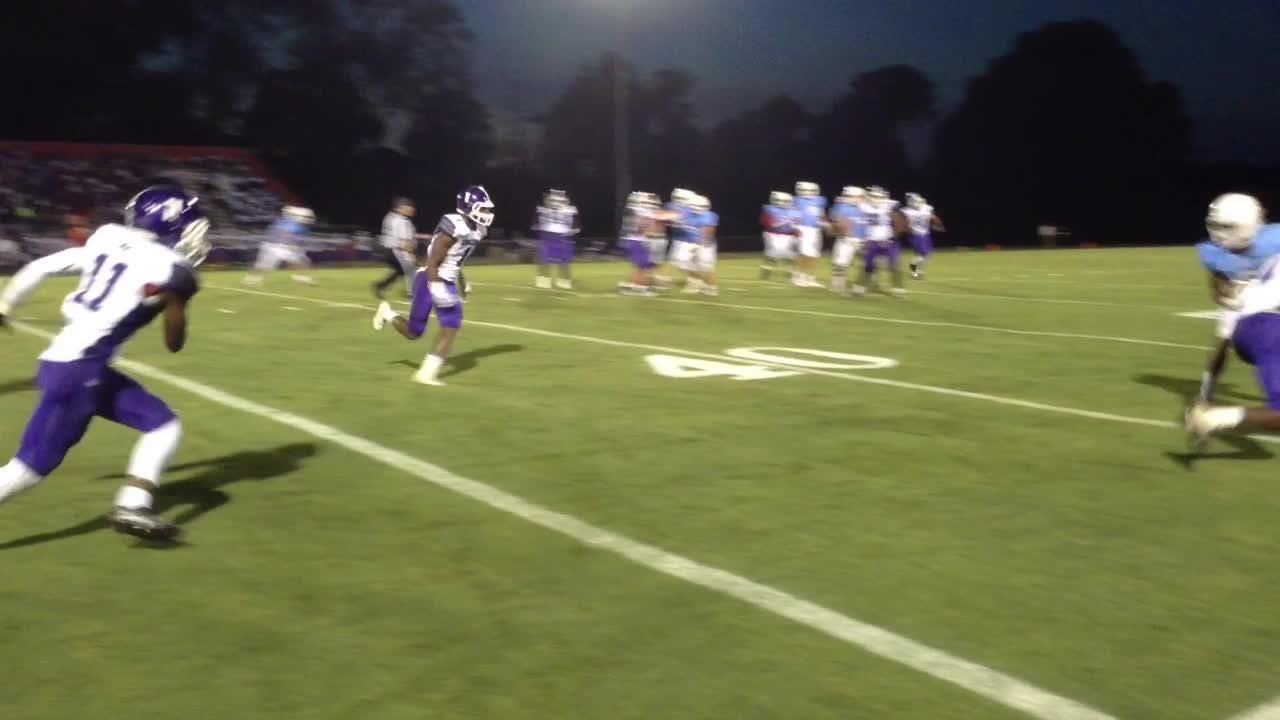 WATCH: Haywood defeats USJ in Week 3