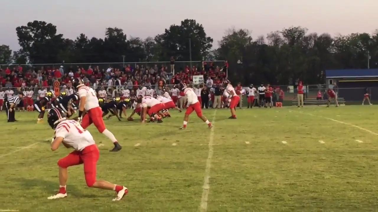 Rossview dominates second half to knock off Northeast