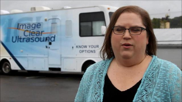 Hope Pregnancy Center meets women where they are in mobile unit