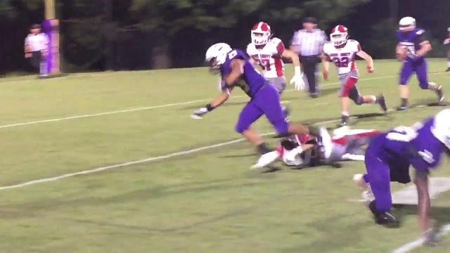 Friday night highlights: Henry County 49, Clarksville 27