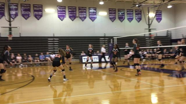 WATCH: TCA volleyball beats Middleton in 5 sets