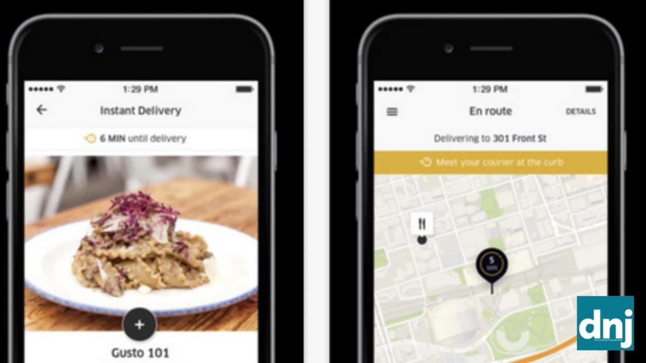 Ubereats Food Delivery In Nashville Tennessee