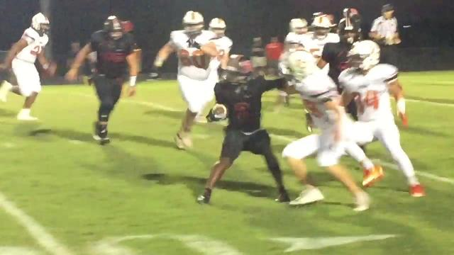 Friday night highlights: Rossview 52, Dickson County 0