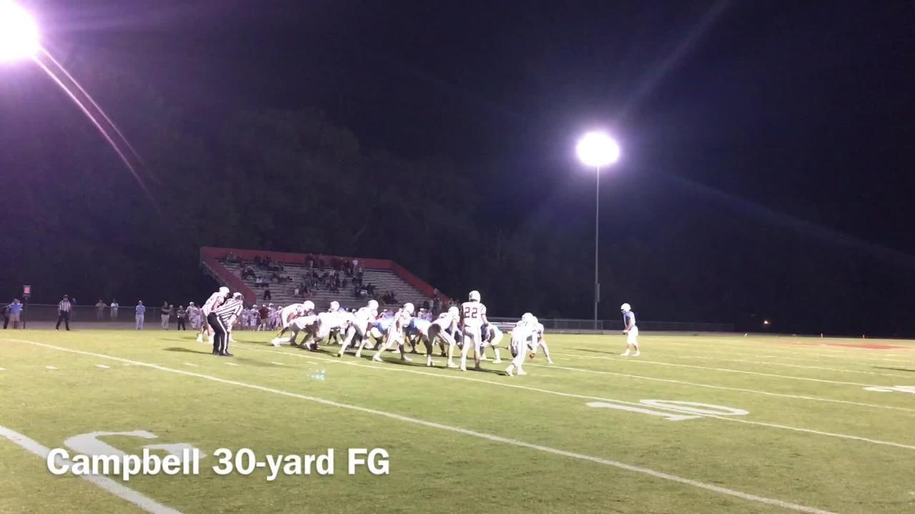 Friday night highlights: USJ 48, St. George's 28