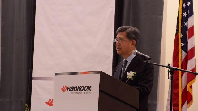 Hankook Grand Opening