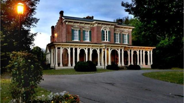 Oaklands Mansion Flashlight Nights