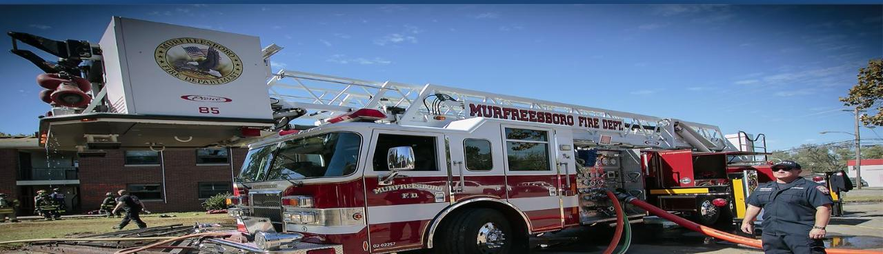 Murfreesboro's Gateway area will be gaining a new Fire Station 4 on the south side of Medical Center Parkway and west side of West Fork Stones River to replace old station by Mitchell-Neilson schools.