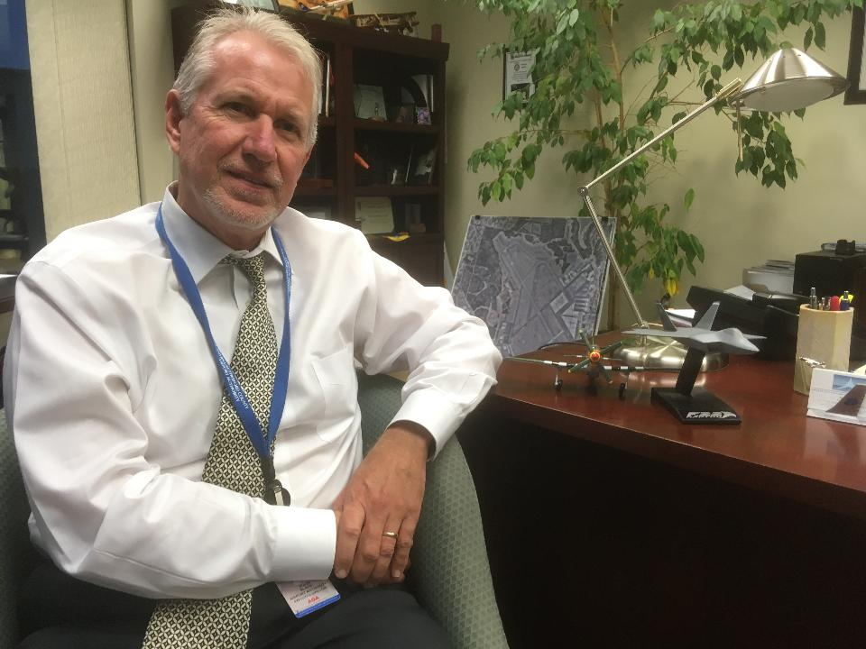 John Black, executive director of Smyrna Airport, talks about the economic development potential of the airport and its Airport Business Park, including leases with Hillwood Enterprises LLC for four buildings.