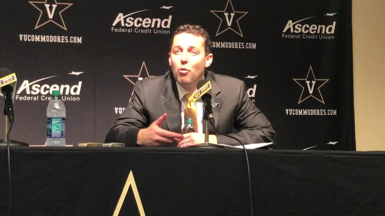 Vanderbilt fell to 3-5 on the season following the loss.