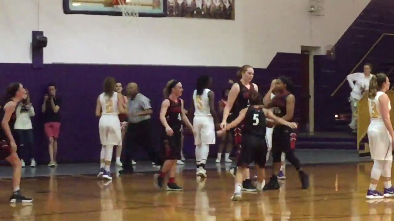 Clarksville-Rossview girls basketball highlights
