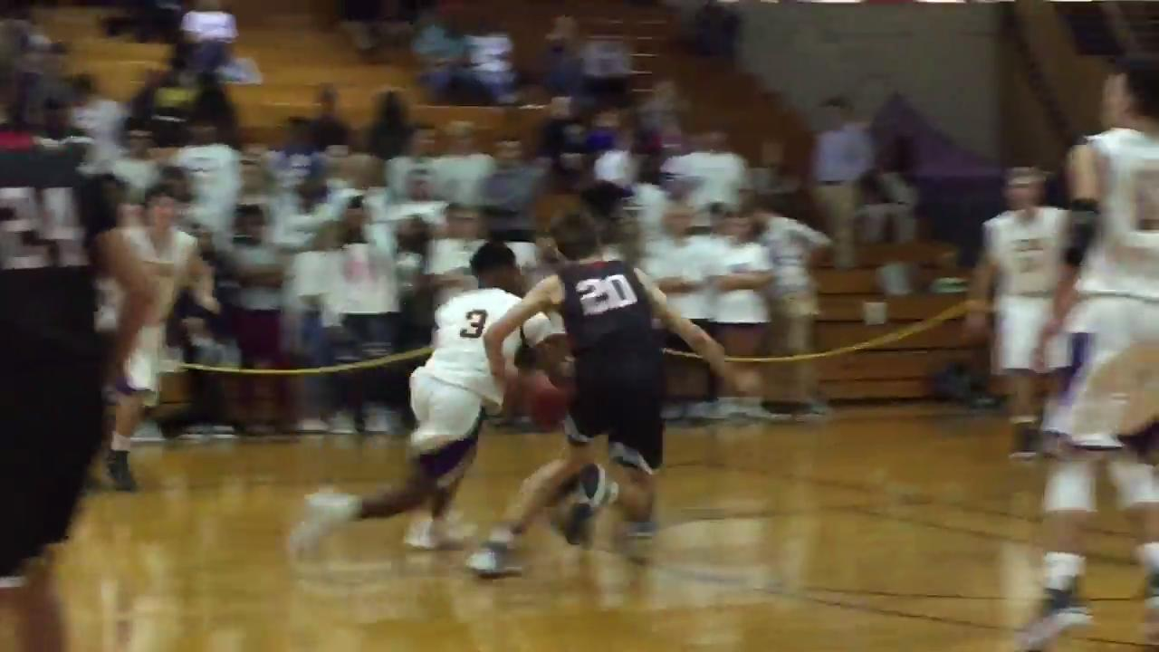 Rossview-Clarksville High boys basketball highlights