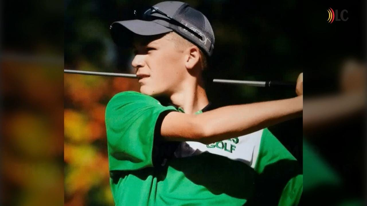 Houston County's Morgan Robinson captured his second straight Golfer of the Year award after another strong golf season.