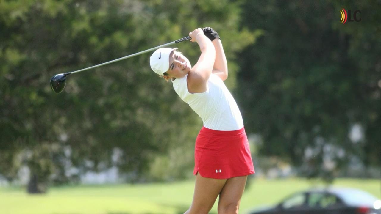 Rossview's Catherine Caudill finished off her senior season with a flurry of wins and finished second at state as she captured the All Area Girls Golfer of the Year.