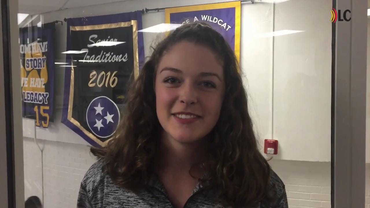 Clarksville High's Sadie Walker helped the Lady Wildcats capture the program's first ever region title and has won the Volleyball Player of the Year award.