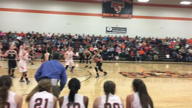 Basketball highlights: Greenfield girls 65, Dresden 42