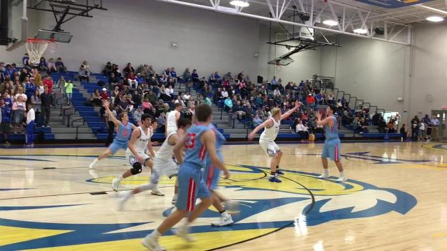 Basketball highlights: USJ boys 40, Jackson Christian 32
