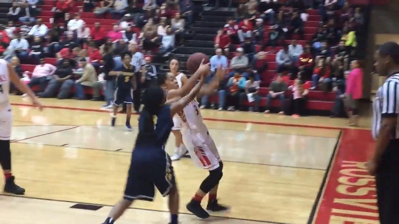 Girls basketball highlights: Rossview 62, Northeast 8