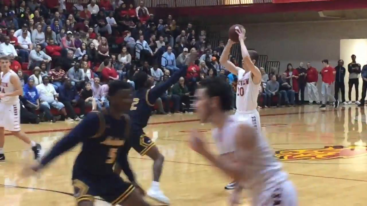 Northeast stumbled down the stretch but made its free throws when it matter most to hang on to a four-point District 10-AAA victory over Rossview Saturday night.