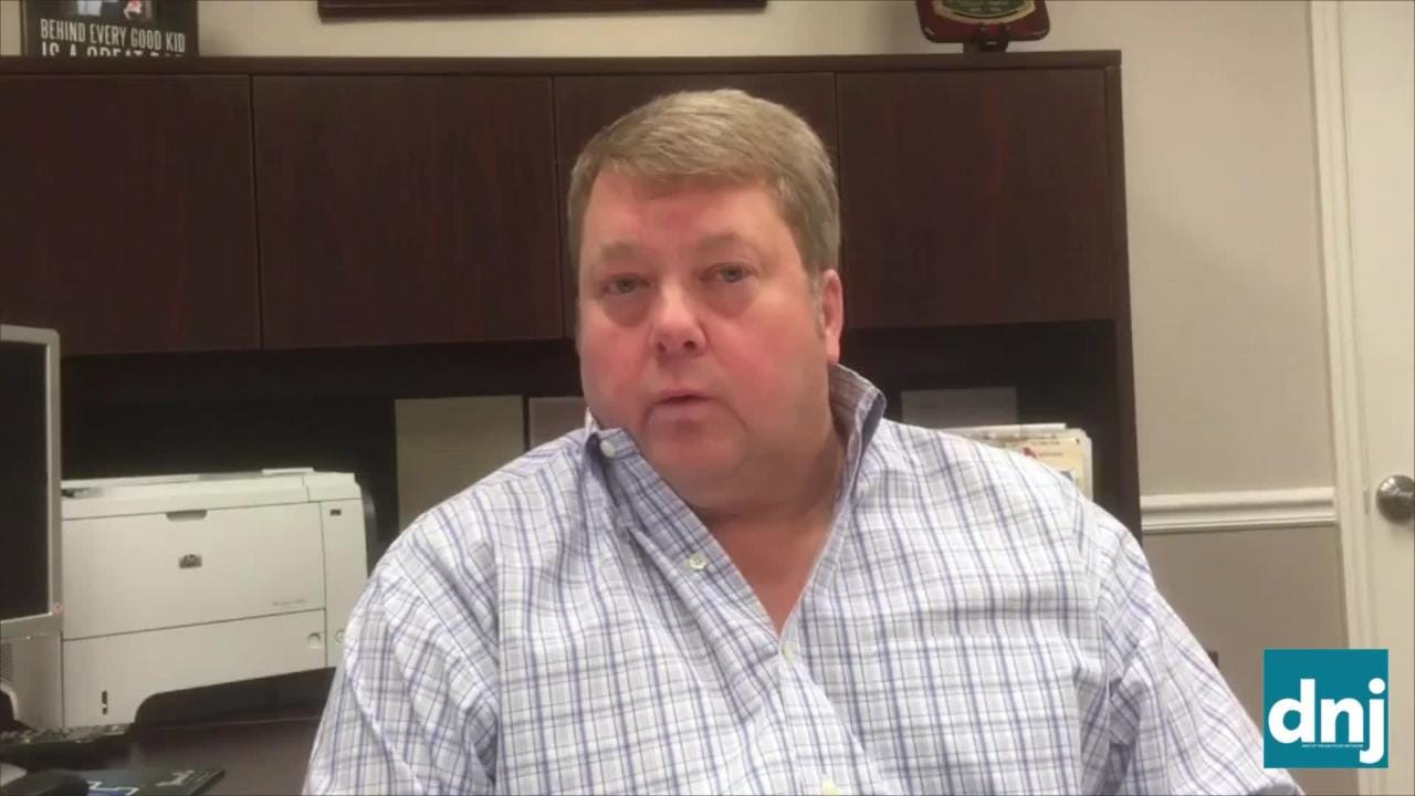 Rutherford County Election Commission Administrator Alan Farley talks about how voters will have 28 voting center options during countywide elections in 2018 and 13 voting center options for Thursday's Tennessee Senate District 14 primary.