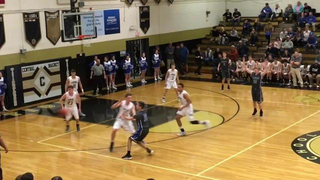 High school basketball highlights: Central Magnet boys 56, Forrest 47