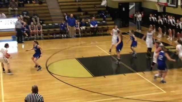 High school basketball highlights: Forrest girls 50, Central Magnet 32